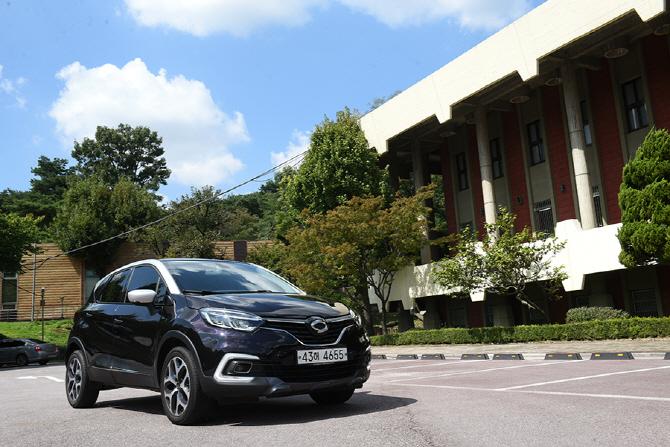 [시승기] 르노삼성 뉴 QM3 - 매력을 더한 소형 SUV의 아이콘