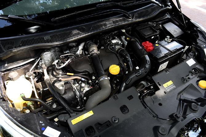 뛰어난 효율성을 자랑하는 르노삼성 뉴 QM3의 디젤 엔진