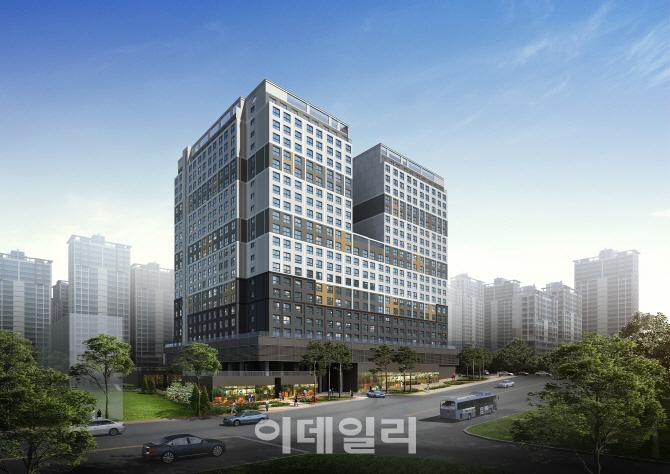 대우건설, '가산 센트럴 푸르지오시티' 오피스텔 분양