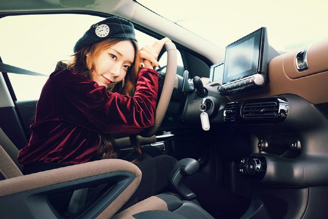 [인터뷰] CJ E&M 전속 레이싱 모델 정주희
