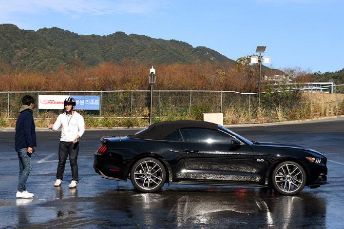 [머스탱 트랙데이] '머스탱으로 드리프트를?' 선인자동차 머스탱 트랙데이 개최