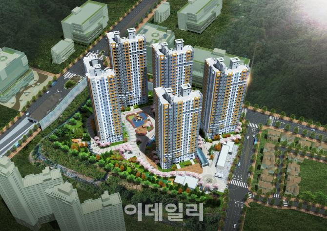 동원개발, 27일 '시흥시청역 동원로얄듀크' 모델하우스 오픈