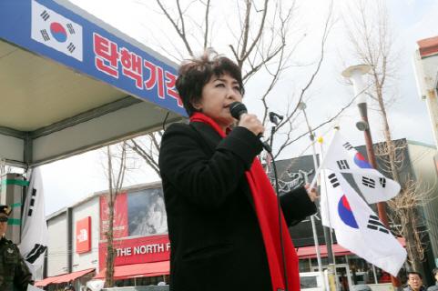 `개돼지 국민, 쓰레기 대한민국`…정미홍, 막말의 끝은 어디?