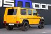 [포토] 노란 차체에 적힌 포세이돈 'G63 RS 850'의 이름