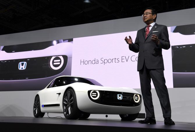 혼다, 인공지능 차세대 스포츠 EV 컨셉트카