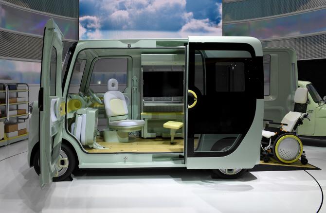 `2017 도쿄 모터쇼` 전기차의 미래