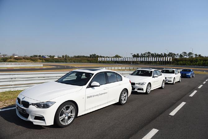 BMW 드라이빙 센터 정복기 -  교육 프로그램의 방점, 인텐시브