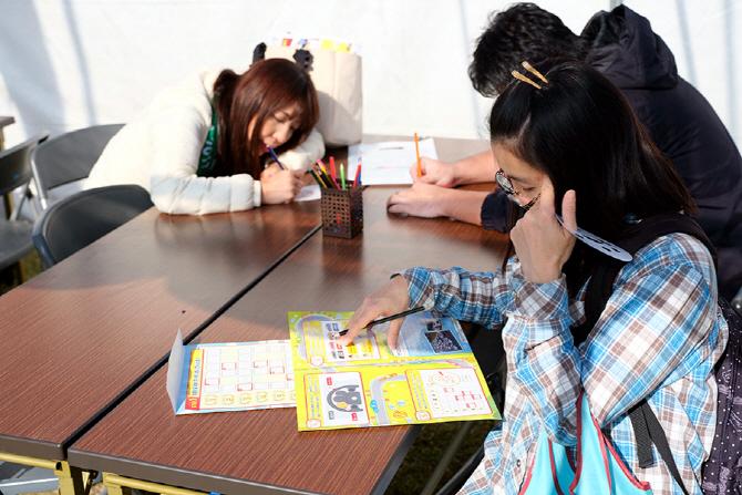 [신시로 랠리 2017] 다양한 이벤트를 즐기는 어린이 관람객들