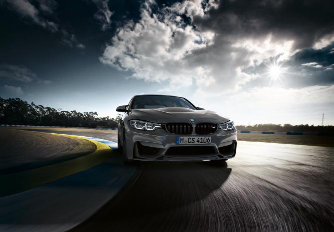 BMW, 한정판 고성능 슈퍼카 'M3 CS' 선뵈