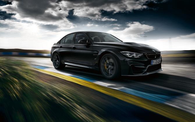 BMW 'M3 CS', 제로백 3.7초