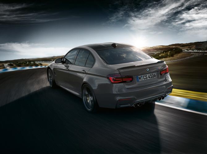 BMW 'M3 CS', 강력한 성능