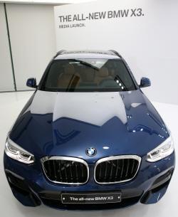 BMW, 3세대 X3
