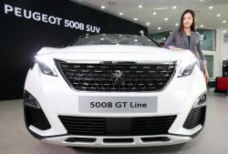 New 푸조 5008 SUV