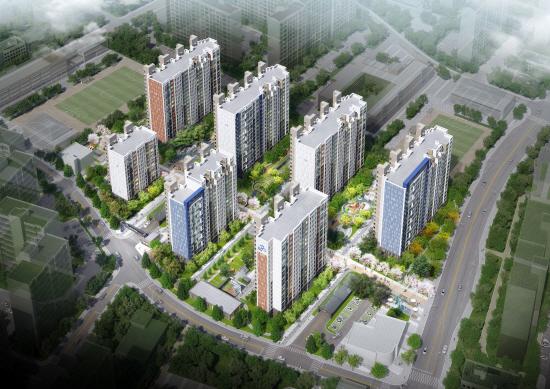 포스코건설, 서울 등촌동 부영아파트 리모델링 공사 수주
