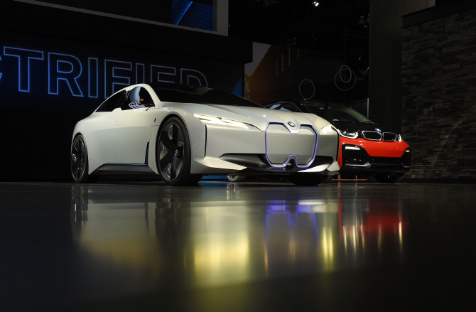 BMW 'i 비전 다이내믹스', 친환경車