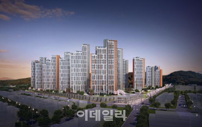 대림산업·고려개발 'e편한세상 대전 에코포레' 이달 분양