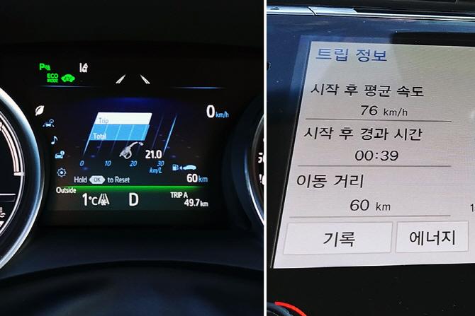 [연비 시승기] 캠리 하이브리드, 아무렇게나 달려도 리터당 20km
