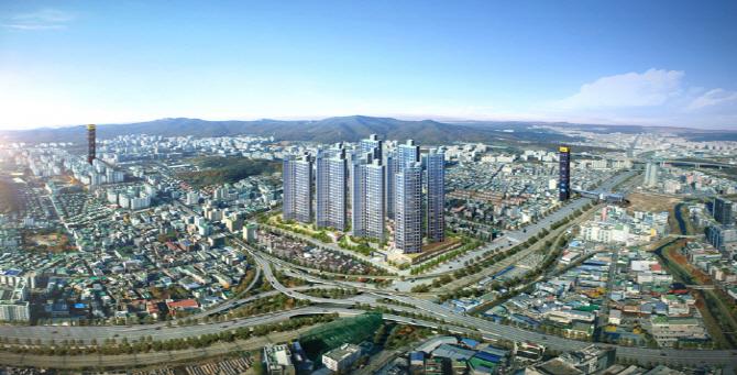 금정역 일대 '동양 라파크' 들어선다..거래 활기