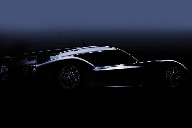 토요타, 도쿄 오토살롱에서 `GR 슈퍼 스포트 컨셉`을 공개