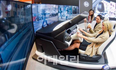 [CES 2018] AI 두뇌 장착한 미래車 '스마트시티' 엔진 떠올라