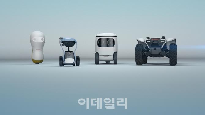[CES 2018]혼다, 로봇과 함께하는 미래 `3E 로보틱스 컨셉` 공개