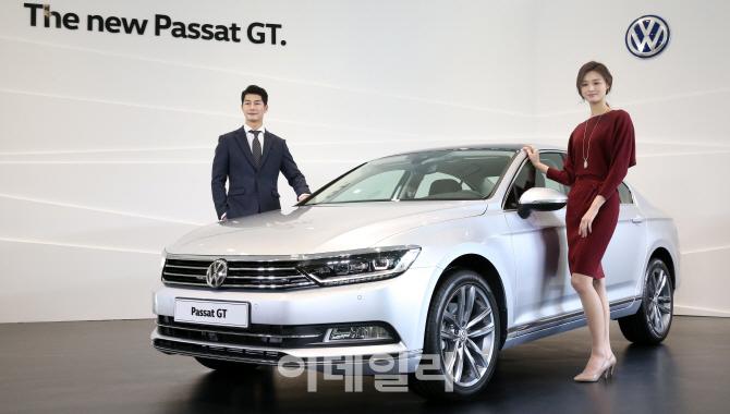 폭스바겐코리아, 신형 '파사트 GT(The new Passat GT)' 한국 상륙