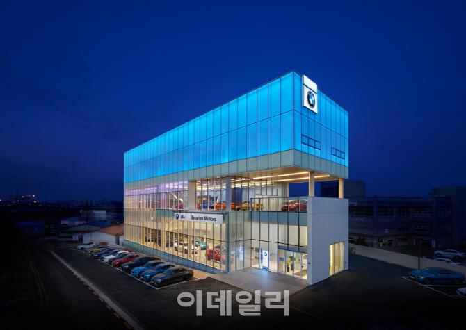 BMW그룹코리아, 고성능 브랜드 M 특화 전시장 첫 오픈