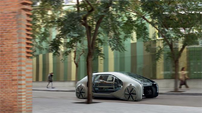 르노 '이지-고', 도심위를 달리는 자율주행車