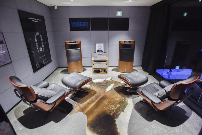 '살롱 드 K9'에 '렉시콘 사운드 룸'..청음회 등 다양한 이벤트