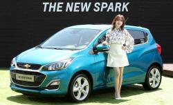 한국GM `더 뉴 스파크(The New Spark)`