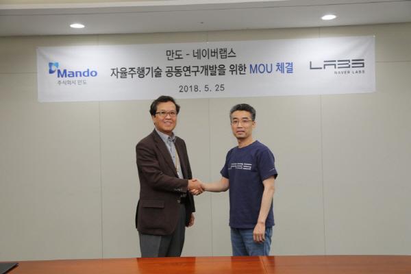 바이두 자율주행차 아폴로, 한국인이 개발..충칭서 시범 운행