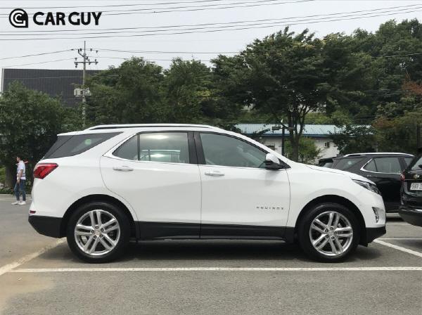 [시승기] 실용파 SUV 쉐보레 이쿼녹스, 싼타페 대신 티구안 타깃