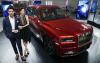 [포토]롤스로이스, 브랜드 최초 SUV '컬리넌' 국내출시