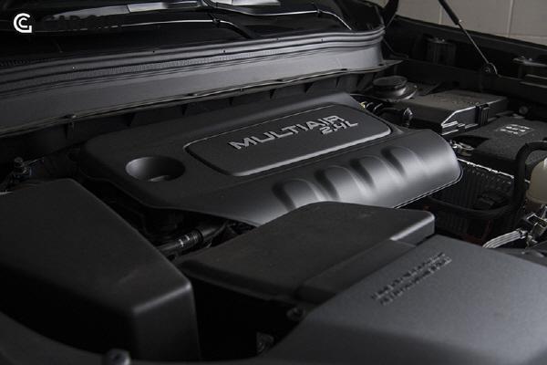 [시승기]오프로더 지프가 만든 4천만원대 도심형 SUV 체로키