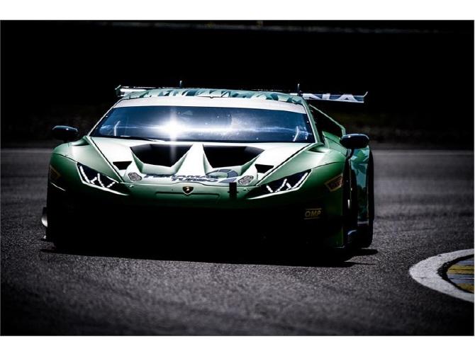 람보르기니, 새 기술 적용한 `우라칸 GT3 에보` 선봬