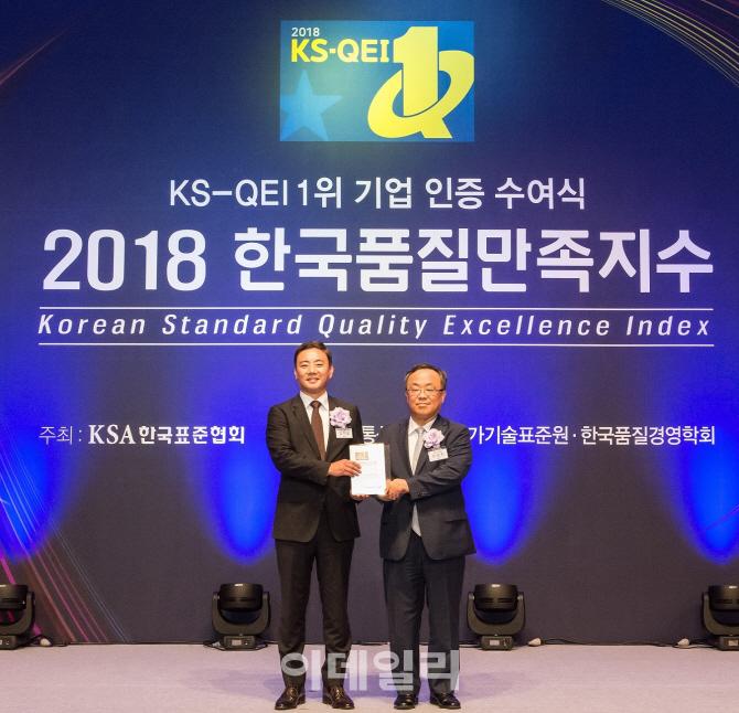 메르세데스-벤츠 코리아, 애프터세일즈 부문 3년 연속 1위