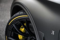 인피니트 'Q60 프로젝트 블랙S', 타이어 휠