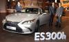 [포토]렉서스 '뉴 제너레이션 ES300h'과 현빈의 만남