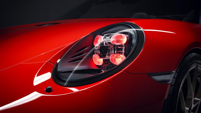 포르쉐, 창립 기념 `911 스피드스터` 공개…`1948대 한정판`