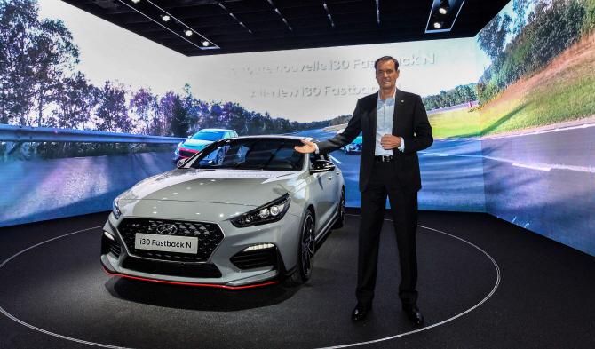 [현대차 N]③고성능차 출사표 3년 만에 독일차 경쟁자로