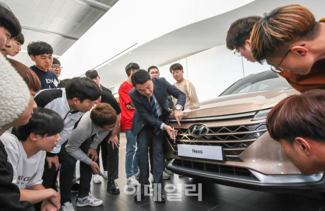 현대차, 대학생 초청 1박2일 '자동차 기술 캠프'