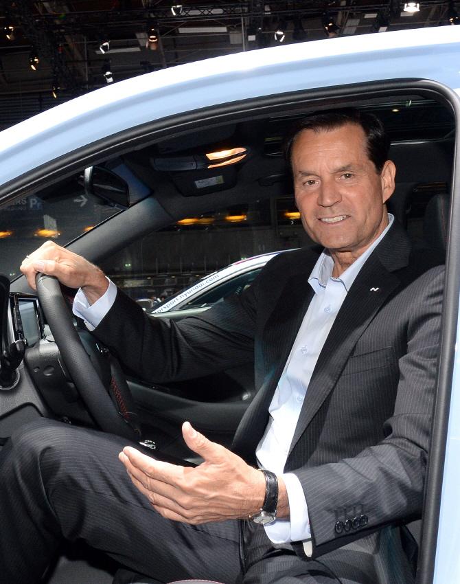 [현대차 N]④`고성능차, SUV·친환경차로 확대 검토`