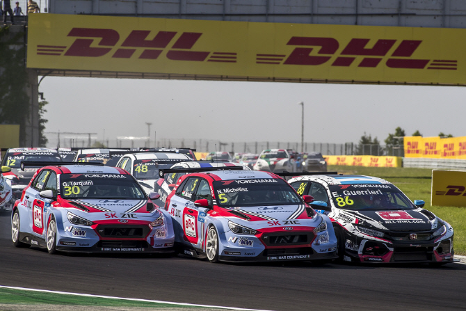 현대 모터스포츠팀, WRC-WTCR 동반 우승 초읽기
