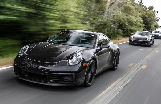 포르쉐, 8단 PDK 적용한 신형 `911` 공개…공식 데뷔는 `LA 모터쇼`