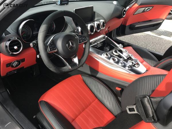 [시승기]야수의 본능 AMG GT S..퍼포먼스는 이런 것!