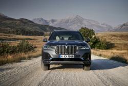BMW 'X7', 고급스러운 디자인