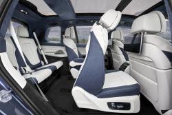 BMW 'X7', 여유로운 실내공간