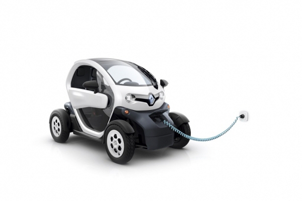 초소형 전기차 '르노 트위지'CJ오쇼핑 판매