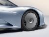 [포토]맥라렌 '스피드테일', 독특한 타이어 휠