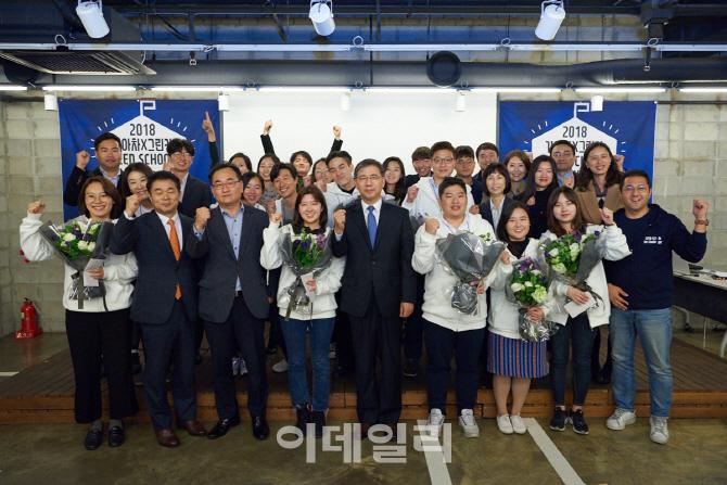 기아차, '청춘, 내:일을 그리다 시즌2' 성과공유회 실시